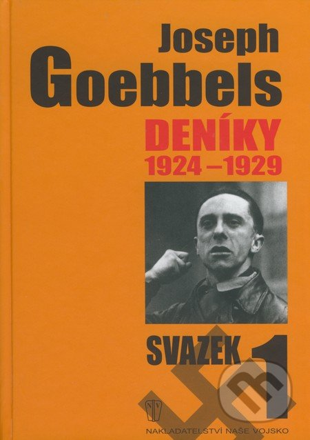 Deníky 1924 - 1929 - Joseph Goebbels