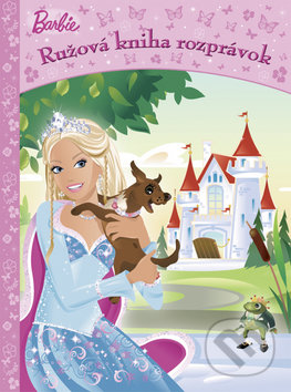 Interdrought2020.com Barbie: Ružová kniha rozprávok Image