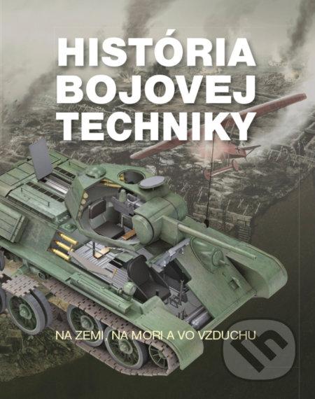 História bojovej techniky - Ottovo nakladateľstvo
