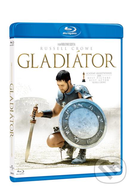 Gladiátor Blu-ray