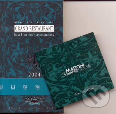Maurer's Selection: Grand Restaurant 2004 - Pavel Maurer