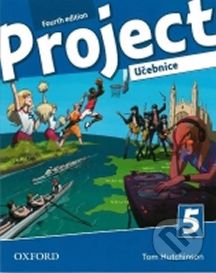 Project 5 - Učebnice - Tom Hutchinson