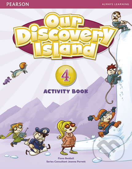 Our Discovery Island 4 - Activity Book - Fiona Beddall