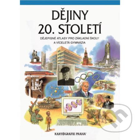 Dějiny 20. století - Kartografie Praha