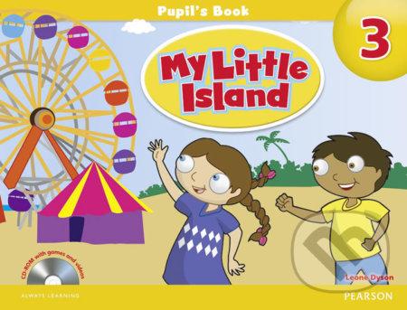 My Little Island 3 - Pupils' Book - Leone Dyson