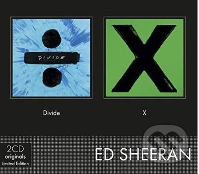 Ed Sheeran: Divide / X - Ed Sheeran
