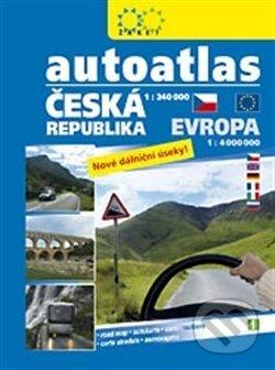 Autoatlas ČR + Evropa - Žaket