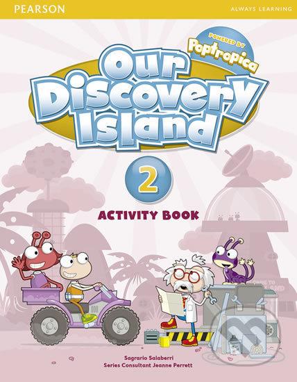 Our Discovery Island 2 - Activity Book - Sagrario Salaberri