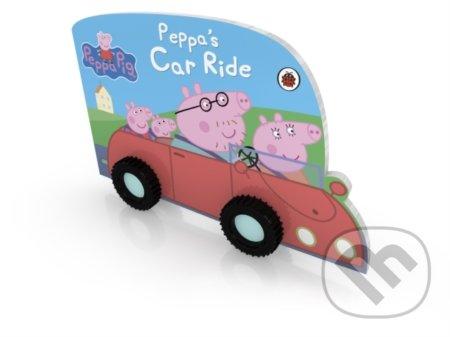 Peppa Pig: Peppa's Car Ride - Ladybird Books