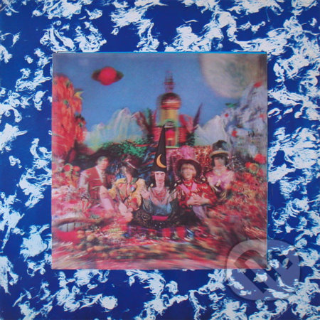 Rolling Stones: Their Satanic Majesties LP - Rolling Stones