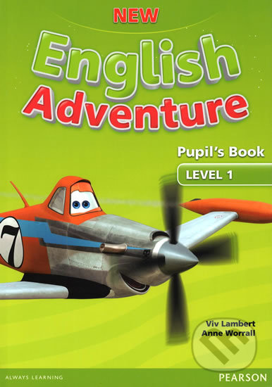 New English Adventure 1 - Pupil's Book - Anne Worrall