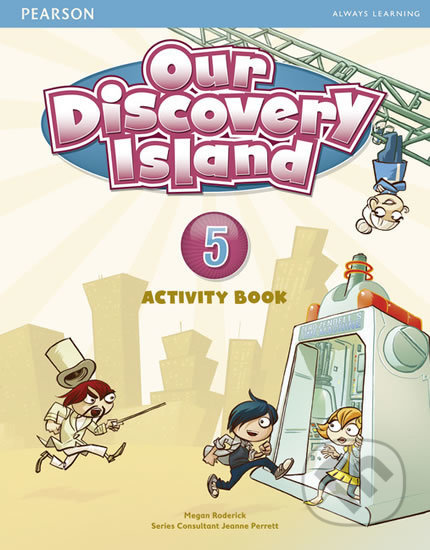 Our Discovery Island 5 - Activity Book - Megan Roderick