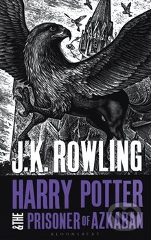 Harry Potter and the Prisoner of Azkaban 3 - J.K. Rowling, Andrew Davidson (ilustrácie)