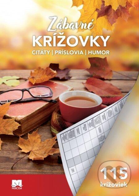 Fatimma.cz Zábavné krížovky: Citáty - Príslovia - Humor Image
