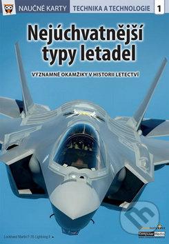Bthestar.it Naučné karty: Nejúchvatnější typy letadel Image