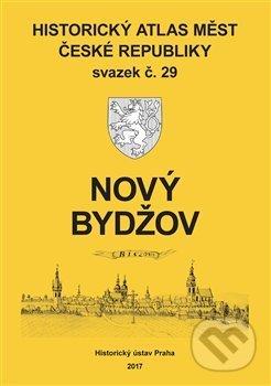 Historický atlas měst České republiky: Nový Bydžov - Historický ústav AV ČR