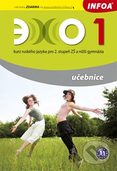 Echo 1 - učebnice - Beata Gawecka-Ajchel