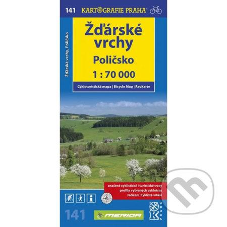 Interdrought2020.com Žďárské vrchy, Poličsko 1:70 000 Image