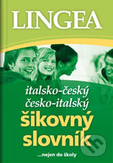 Italsko-český, česko italský šikovný slovník -