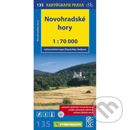 Fatimma.cz Novohradské hory 1:70 000 Image
