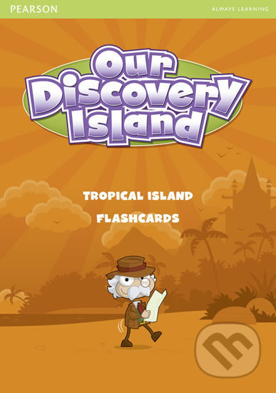Our Discovery Island 1 Flashcards -