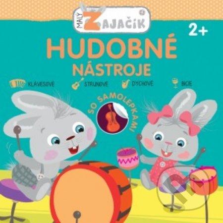 Malý zajačik: Hudobné nástroje - Svojtka&Co.