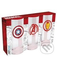 Pohár Marvel set - Magicbox FanStyle