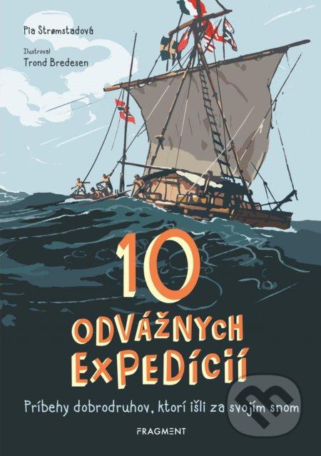 Fatimma.cz 10 odvážnych expedícií Image