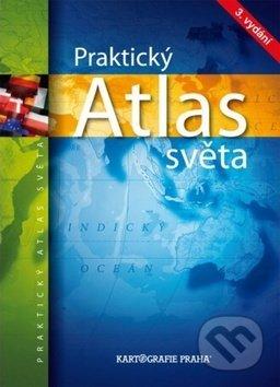 Praktický atlas světa - Kartografie Praha