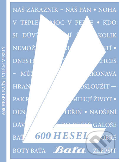600 hesel - Vilém Veselý