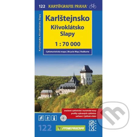 Interdrought2020.com Karlštejnsko, Křivoklátsko 1:70 000 Image
