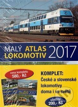 Bthestar.it Malý atlas lokomotiv 2017 Image