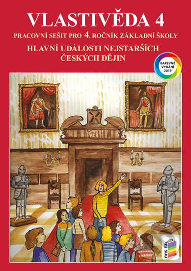 Fatimma.cz Vlastivěda 4 - Hlavní události nejstarších českých dějin Image