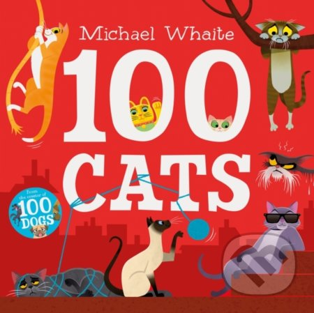 100 Cats - Michael Whaite