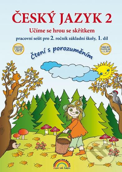 Fatimma.cz Český jazyk 2 pracovní sešit I. díl Image