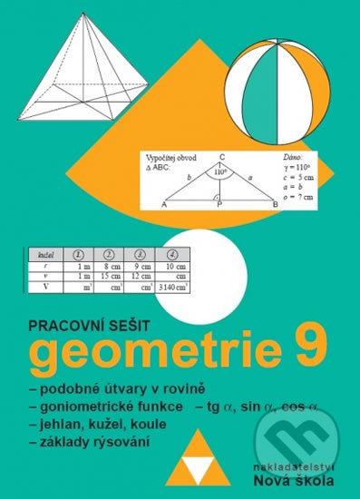 Fatimma.cz Geometrie 9 – pracovní sešit Image