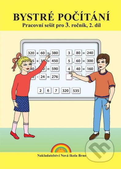 Fatimma.cz Bystré počítání  II.díl - pracovní sešit Image