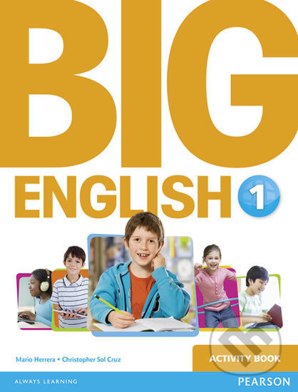 Big English 1 - Activity Book - Mario Herrera