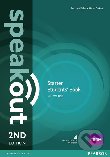Speakout - Starter - Students' Book w/ DVD-ROM Pack - Frances Eales