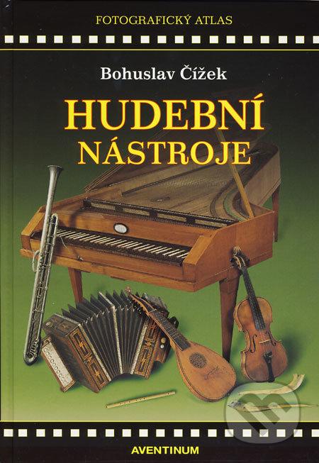 Hudební nástroje evropské hudební kultury - Bohuslav Čížek