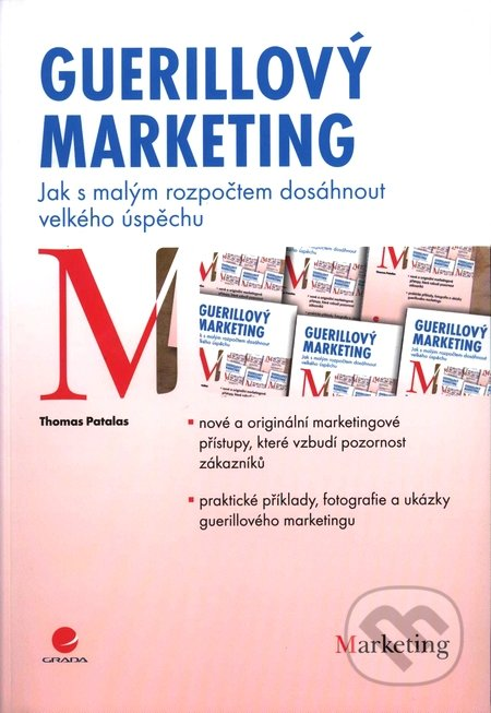 Fatimma.cz Guerillový marketing Image