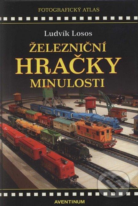 Železniční hračky minulosti - Ludvík Losos