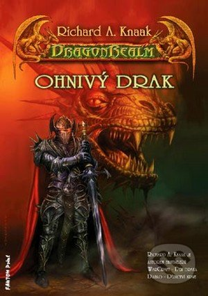 DragonRealm 1: Ohnivý drak - Richard A. Knaak