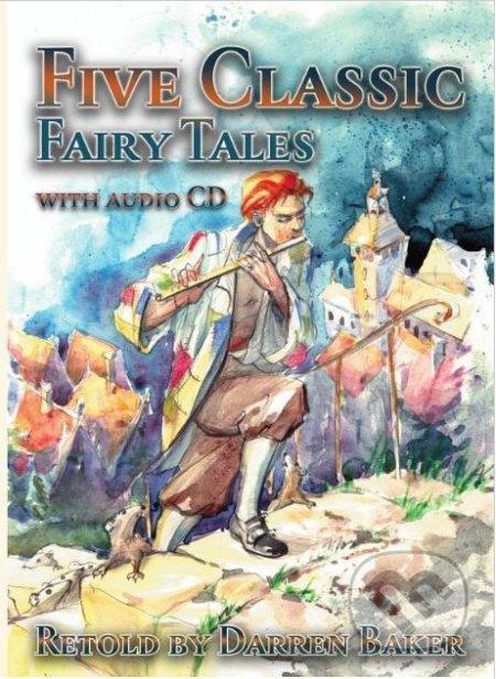 Five Classic Fairy Tales - Knihy Konkolski