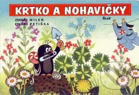 Fatimma.cz Krtko a nohavičky - Leporelo Image