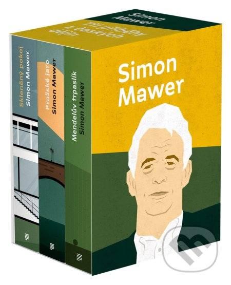 Simon Mawer (BOX) - Simon Mawer