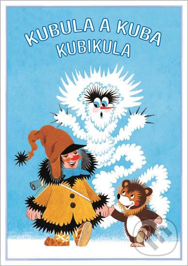 Bthestar.it Kubula Kuba Kubikula - Omalovánky A5 Image