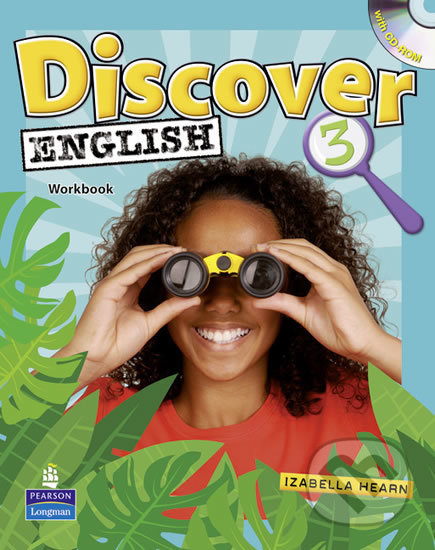 Discover English 3 - Activity Book - Izabella Hearn