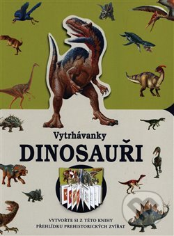 Vytrhávanky: Dinosauři - Edice knihy Omega