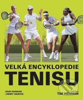Fatimma.cz Velká encyklopedie tenisu Image